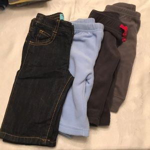 4 pack pants collection!